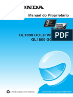 Manual de usuario GL1800 GOLD WING