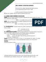 TEMA 3 (RELACIONES, FUNCIONES Y ESTRUCTURAS ALGEBRAICAS