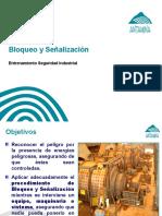 Bloqueo y Señalizacion (v.2009)