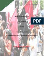 El Estado capitalista, la lucha de clases y el Bonapartismo