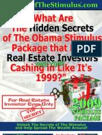 SecretsOfTheStimulus - Larry Karabin