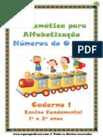 Educação infantil - 0 a 10 - 1 e 2 anos