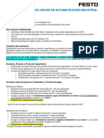 CLTE - Diplomado Avanzado Online en Automatización Industrial