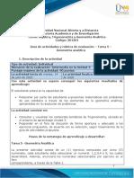 Guia de actividades y Rúbrica de evaluación - Tarea 5 - Geometría analítica (4)