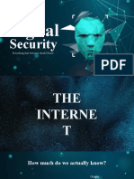 Digital Security; Everything that Everyone should know