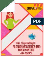 9noveno Semestre - Guía de Aprendizaje 8 y Fichas de Contenido
