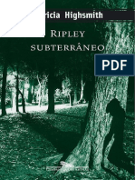 Ripley subterraneo - Patricia Highsmith