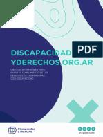 Discapacidadyderechos.org_.ar Una plataforma web para exigir el cumplimiento de los derechos de las personas con discapacidad ACIJ 1