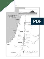 Geografía Física de Palestina