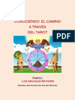 (Ana Iris Sanchez) - Manual de Nivel I de Tarot