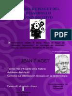 Teoria de Piaget Del Desarrollo Cognoscitivo