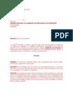 D.P. COLPENSIONES LEO