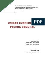 Jordan Nava - Alberth Nava . POLICIA COMUNAL