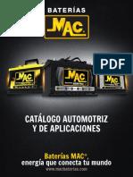 PDF Catalogo Automotriz Baterias Mac 18 b