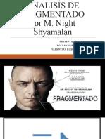 ANALISÍS DE FRAGMENTADO