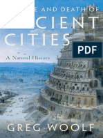 Greg Woolf - The Life and Death of Ancient Cities - A Natural History - OUP Oxford (2020)