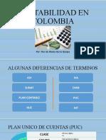 CONTABILIDAD EN COLOMBIA