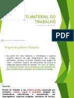 Direito Material do Trabalho I _ Material 01