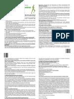 Rhus Toxicodendron D6 DHU Gebrauchsinformation