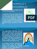 DESARROLLO Y SUBDESARROLLO 11º