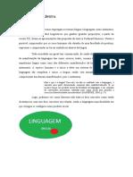 Conceitos e terminologias referente a Libras
