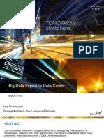 Big Data Impact to Data Center