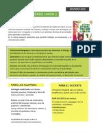 Súper Árbol Verde Limón 1 Ficha Pedagógica