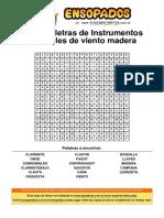 sopa-de-letras-de-instrumentos-musicales-de-viento-madera