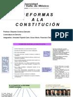 REFORMAS A LA CONSTITUCION B