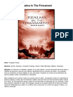 Realms In The Firmament 901-1000