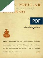 Cerámica Quinchamalí