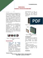 Imagen digital- Tipos de sensores y formación imagen digital