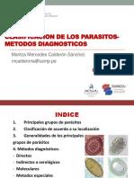 TEORIA 2 Clasif de parasitos y Met Dx. 2019.pdf