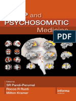 Sleep and Psychosomatic Medicine