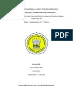 Makalah Biokimia - Dilla Silvani Lutfiera - S1 Kebidanan