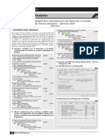 CASO INTEGRAL IR 2014 - 02