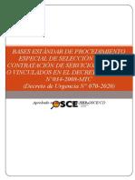 2_Bases Estandar PES servicios