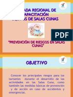 Prevención de riesgos M.Angelica