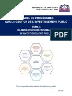 Procedures Decaissement PIP_manuel_de_procedures_Tome I.pdf