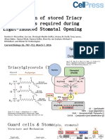 The Breakdown of stored Triacylglycerols Is required during.pptx