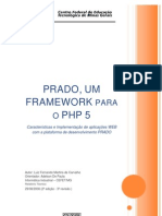 Prado, um Framework para o PHP5