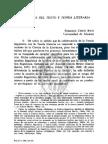 Lingüística del Texto y Teoría Literaria