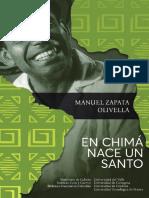 En Chimá nace un santo-Manuel Zapata Olivella