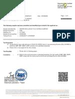 2235 Soldering Flux RoHS amending Directive EU 2015863 (09Apr2018)