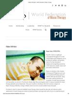 Filipino Folk Music - World Federation of Music Therapy