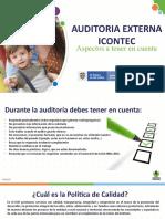 Auditoria ICONTEC