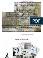 Gerações de Mamografos