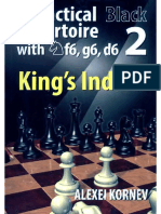 Kornev A - Practical Black Rep with Nf6,g6,d6 Vol 2 King´s Indian.pdf