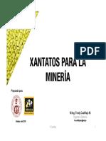 Xantatos Para La Mineria - Fredy Castillejo Octubre 2019