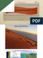 Diagnóstico de degradación de las dunas holocénicas de Concón